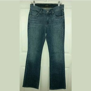 James Aged Dry Denim Jeans Hector Size 29